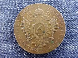 Ausztria II. Ferenc 6 Krajcár 1800 B / id 14266/