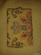 Varródoboz textil borítással