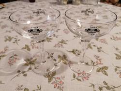 Két tequilás pohár. Szépek, hibátlanok!