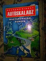 Reader's Digest: Autóskalauz Magyarország , Európa