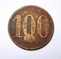 100 werth-marke