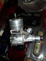 Moki modellrepülő motor, belsőégésű, hibátlan, nem használt