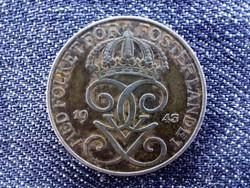 Svédország V. Gusztáv (1907-1950) 5 Öre 1943 / id 9295/