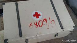 Orvosi Lámpa---Vöröskeresztes Orosz Új!!! 1967-ből Retro/Loft