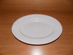 Antik Zsolnay ovális porcelán kínáló asztalközép 22*32 cm (6p)