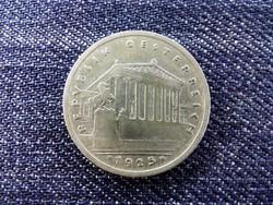 Ausztria ezüst (.640) 1 Schilling 1925 / id 13979/