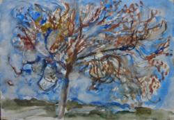 Somlai Vilma( 1938-2007) eredeti festménye