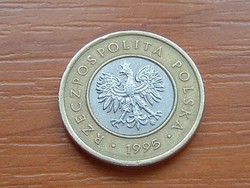 LENGYEL 2 ZLOTE ZLOTY 1995 Menta Lengyelország PLC Mennica #