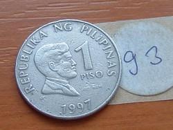 FÜLÖP SZIGETEK 1 PISO 1997 93.