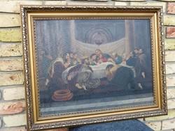 Vallási témájú festmény eladó