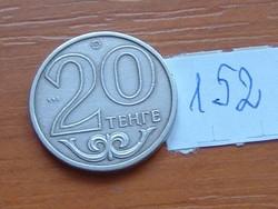 KAZAHSZTÁN 20 TENGE 2002 152.