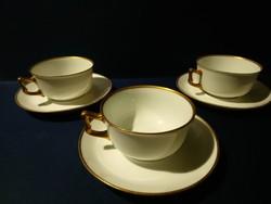 Hüttl Tivadar teás készlet aljjal