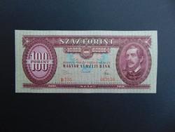 100 forint 1968 B 735 Nagyon szép bankjegy
