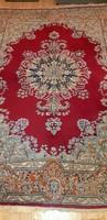 Gyönyörű kézi csomózású Iráni Kirmán Perzsa szőnyeg