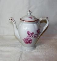 Virágos  Meissen kávés kanna