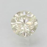 Gyönyörű valódi 0,75ct briliáns csiszolású gyémánt tanusítvánnyal 3 nap!!