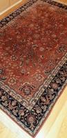Értékes Iráni patina Tebriz Kézi csomózású Perzsa szőnyeg.