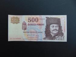 500 forint 2006 EC Jubileumi 500 forint UNC