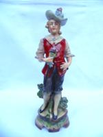 Lippersdorfi barokk figura rózsával