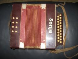 Sonja tangóharmonika