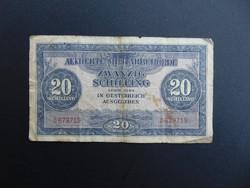 20 schilling 1944 Ausztria