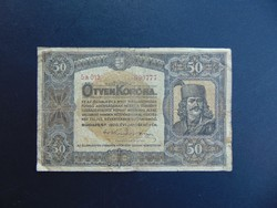 50 korona 1920 5 a 013