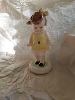 Bodrogkeresztúri katicás kislány