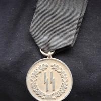 Német Náci SS 4 év szolgálati kitüntetés