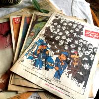Ludas Matyi 1989-es január-márciusi számok 7db egyben