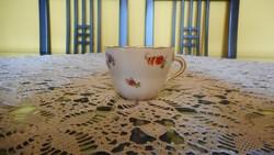 Meissen kávés csésze