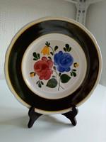 Villeroy&Boch kézzel festett Bauernblumen dísztál 25 cm