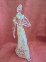 Ritka muranoi üveg szobor