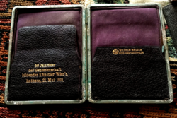 Antik bőr tárcák,pénztárcák,pohártartó,szipkatartó XX.szd.eleje