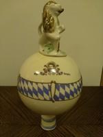 Ludwig König porcelán