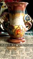 Osztrták Art Deco váza