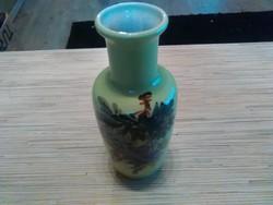 Régi Japán porcelán váza