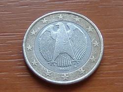 NÉMET 1 EURO 2002 / D #