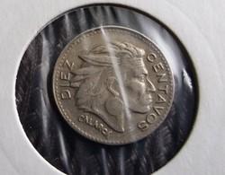 Colombia 10 centavos 1959.
