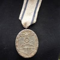 Német,náci,Atlanti Fal kitüntetés