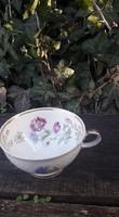 Német mezei virágos teás csésze