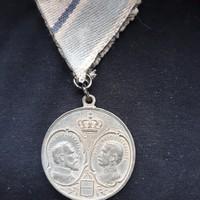 Straubing 1913 kitüntetés,hercegekkel.