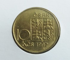 10 Korona 1992.