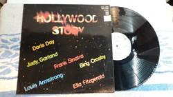Hanglemezek ismert külföldi előadóktól...