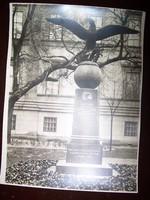 Múzeum kert Kisfaludy szobor Budapest művészfotó