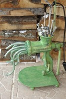 RETRO RITKASÁG Industrial 220V húsdaráló gép daráló lámpa Loft ipari steampunk