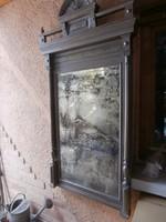 Antik tükör dekoráció hatalmas