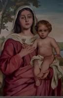 Madonna a Gyermekkel
