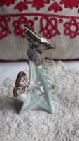Porcelán pillangó pár