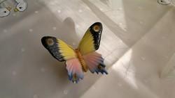 Ens színes porcelán pillangó