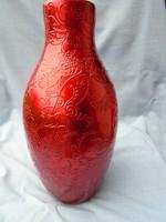 Nagyobb méretű (Zyolnay?) váza